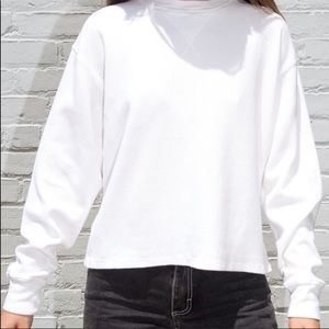 Brandy white thermal long sleeve